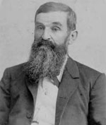 John Luther pastor of Fee Fee - 1875