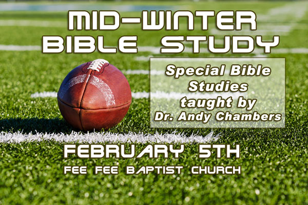 Mid-Winter Bible Study