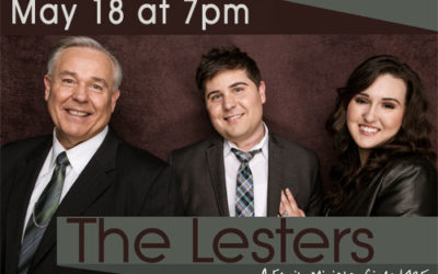 The Lesters' Benefit Concert