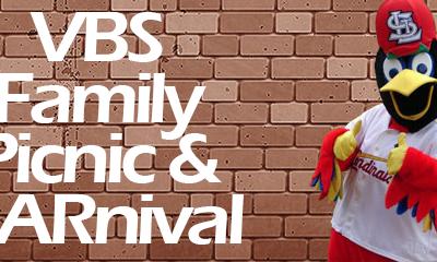 VBS Family Picnic & CARnival